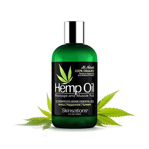 Skinsations--Hemp-Oil-Muscle-Rub-Massage-Oil