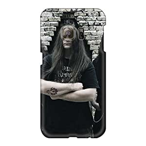 ErleneRobinson Samsung Galaxy S6 Scratch Resistant Hard Cell-phone Cases Unique Design Attractive Cannibal Corpse Band Skin [fQQ13539LYdm]