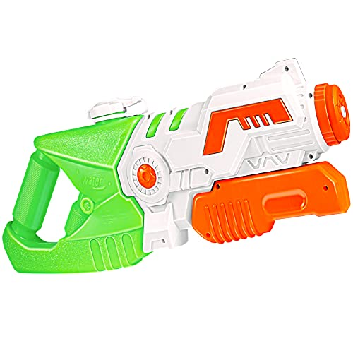 TICZLOE Water Guns, 900CC High Capacity Water Guns for Kids Super Water Soaker Blaster, Squirt Guns for Adults Children, Summer Swimming Pool Beach Water Fighting Toys Gifts for Boys Girls
