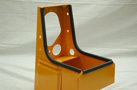 Canal de uni/ón negro con sellado EPDM 8,7 mm de alto x 4,8 mm de ancho por metro