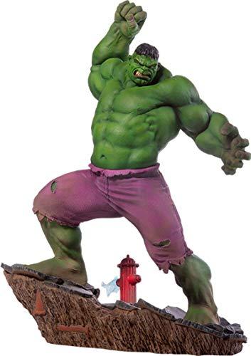 The Incredible Hulk Figure Iron Studios 1:10 Marvel Comics Statue