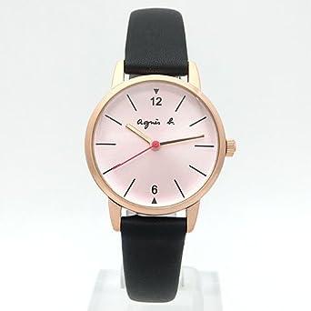 factory price 49e29 c7c76 agnes b. アニエスベー べーシック ペア クロノグラフ 【国内正規品】 腕時計 レディース FCSK944