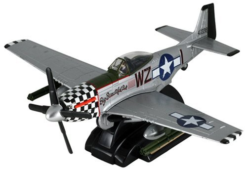 Richmond Toys 1: 48 Scale Boeing P-51 Mustang DIE-CAST Model