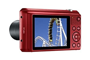 """Samsung WB35F 16.2MP Smart WiFi & NFC Digital Camera with 12x Optical Zoom and 2.7"""" LCD by Samsung"""