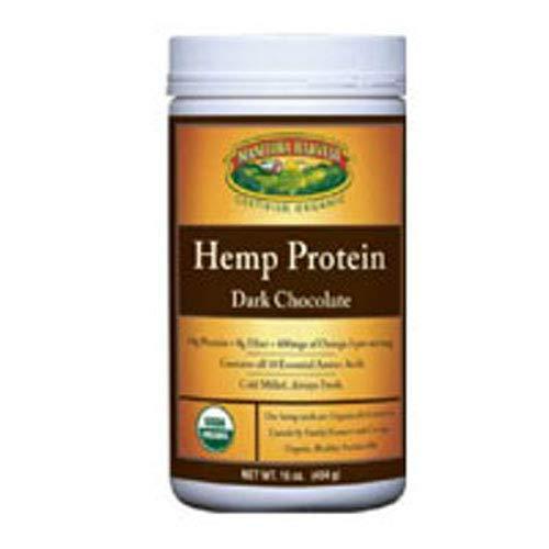 Hemp Protein, Organic, Dark Choc, 16 oz ( Multi-Pack)