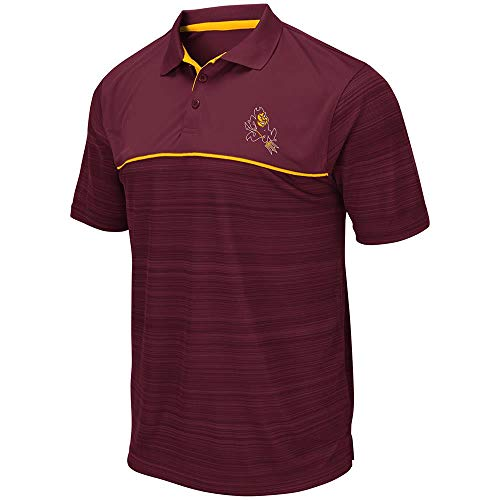 (Mens Arizona State Sun Devils Levuka Polo Shirt -)