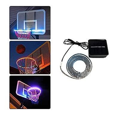 Luces de aro de Baloncesto LED, luz LED de Borde de Baloncesto de ...