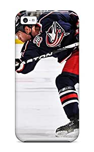 New Shockproof Protection Case Cover for ipod Touch 4 / Columbus Blue Jackets Hockey Nhl (11) Case Cover