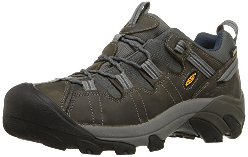 - KEEN Men's Targhee II Hiking Shoe,  Gargoyle/Midnight Navy - 10.5 D(M) US