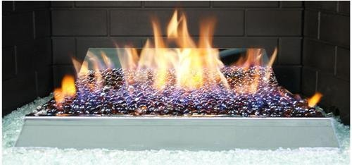 Peterson Vented Burner Systems (Peterson Gas Logs G21 ALL G21 Vented Contemporary Burner System)