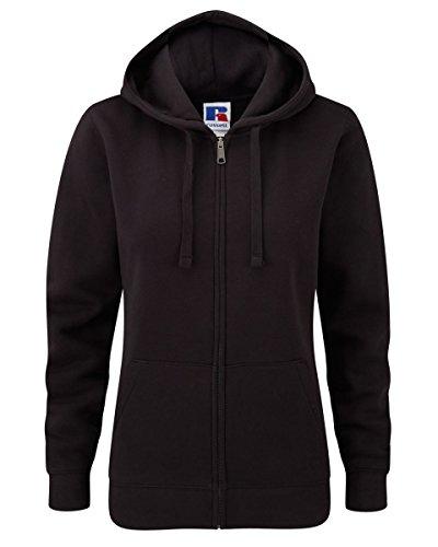 Russell Athletic - Sudadera con capucha - para mujer fucsia