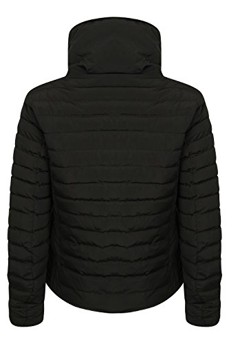 Bomber Puffer Womens Quilted Zip Laundry Black 3J9717A Jacket Padded Lined Tokyo Ladies Coat qUw06xWB8