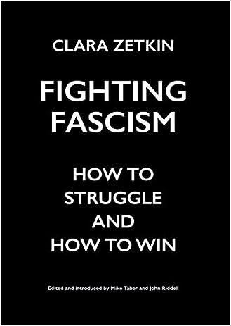 Fighting Fascism