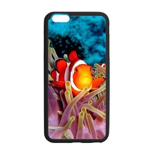 iPhone 6 Plus caso 13,97 cm pecera resistente carcasa rígida para Apple iPhone 6 Plus PC negro: Amazon.es: Electrónica