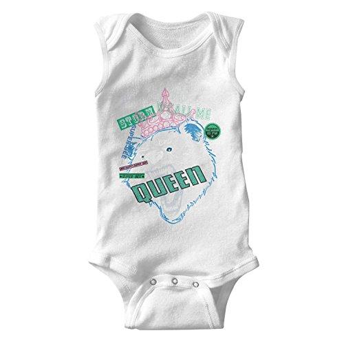 Gustaix Zimund Newborn Girl Clothes Infant Boy Clothes Bear Champion Baby Onesies Sleeveless Bodysuit Romper Jumpsuit