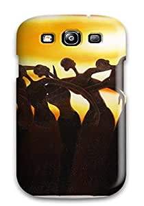 New Diy Design African Art For Galaxy S3 Cases Comfortable For Lovers And Friends For Christmas Gifts