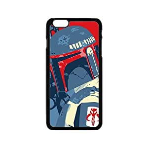 Happy Star Wars Cell Phone Case for Iphone 6