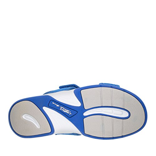 Easy Street Kvinna Garbo Slide Sandal Blå