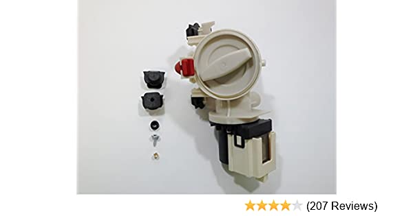 Washer Water Drain Pump Kenmore Elite HE 3T 4T 5T Washing Machine Part 8182821