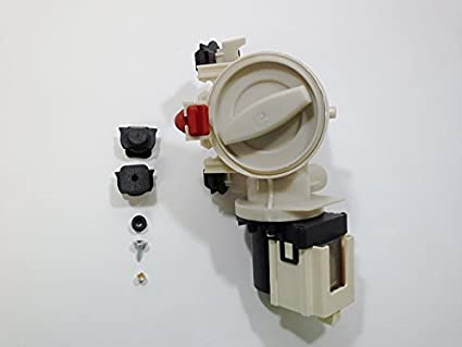 41fenfg1ljL._SX425_ amazon com kenmore elite he 3t 4t 5t washer water pump 8182821 m Kenmore Elite Dryer Diagram at creativeand.co
