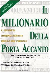 Copertina Libro Il Milionario Della Porta Accanto