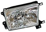 99 4runner headlight assembly - TYC 20-5651-00 Toyota 4 Runner Passenger Side Headlight Assembly