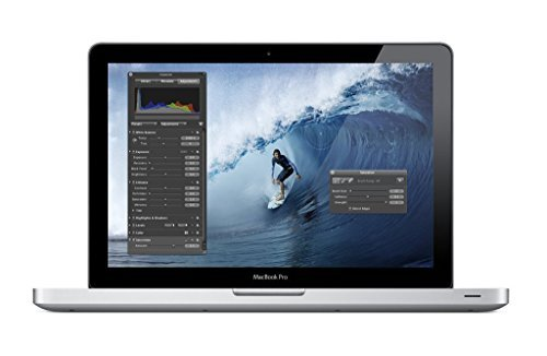 Apple MacBook Pro MC700LL/A 13.3-Inch Laptop (OLD VERSION) (Refurbished)