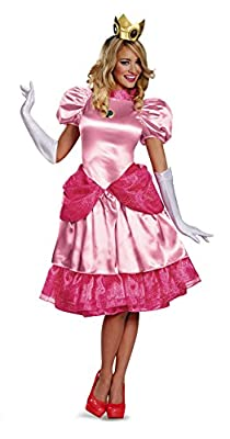 Princess Peach Adult Costume 73747