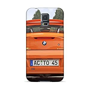For Galaxy S5 Tpu Phone Cases Covers(orange Bmw Ac Schnitzer V8 Topster Rear)