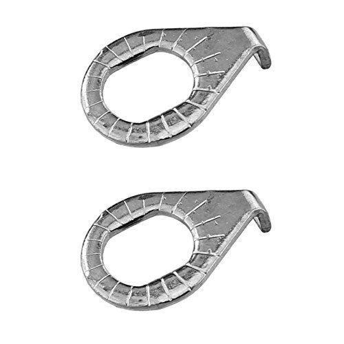 (Fenix Safety Washer, Hub Retaining Clip for Front Wheel (Two PC (2)))