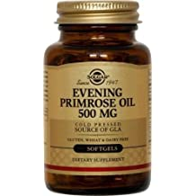 Solgar – Evening Primrose Oil, 500 mg, 180 Softgels