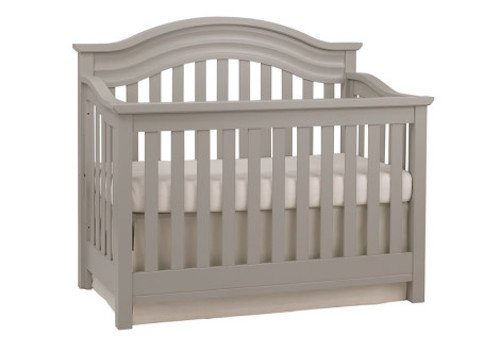 Full Size Conversion Kit Bed Rails for Baby Cache Chesapeak, Medford, Riverside & Windsor Cribs - Gray by CC KITS (Image #6)