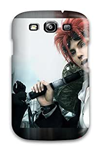 For Galaxy S3 Tpu Phone Case Cover(final Fantasy Vii) With Free Screen Protector