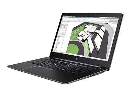 HP ZBook Studio G4 Intel Xeon 15.6 inch IPS SSD Black
