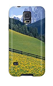 Hot NbyAfeN3027KQfDF Case Cover Protector For Galaxy S5- Field