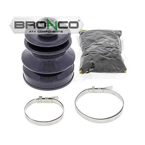 4x4 Cv Boot - 2000-2001 Arctic Cat 500 4x4 w/MT ATV Bronco CV Boot Kit [Front Outer]