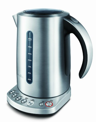 Breville BKE820XL Variable-Temperature 1.8-Liter Kettle by Breville