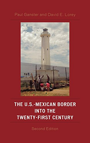 The U.S.-Mexican Border into the Twenty-First Century (Latin American Silhouettes)