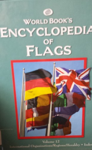 World Book's Encyclopedia of Flags Complete 12 Volume (Cape Verde Islands Flag)