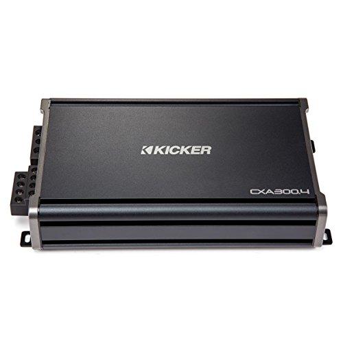 Kicker CXA300.4 (43CXA3004) CXA300.4 4x75-Watt Four-Channel Full-Range Amplifier