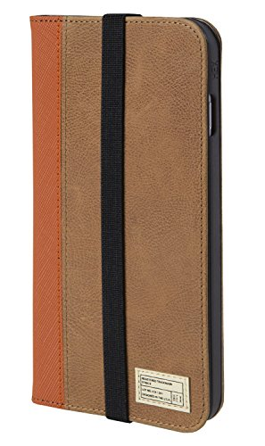HEX Icon Wallet for iPhone 6 Plus  - Brown (Brown 6 Hex Case Iphone)