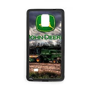 Samsung Galaxy Note 4 Phone Case Black John Deere SF8599445