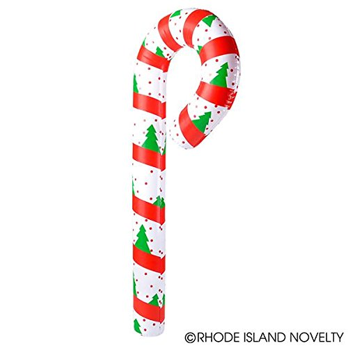 "44"" Candy Cane Inflate"
