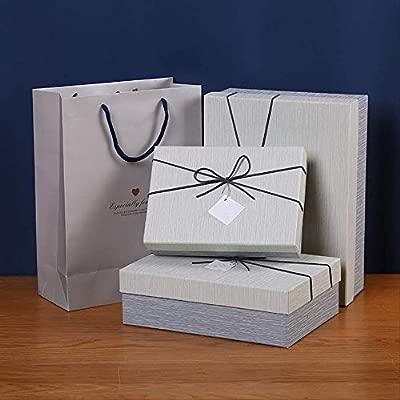 Embalaje de caja de regalo para hombres y mujeres Cumpleaños ...