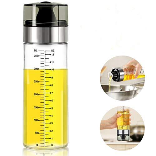 SY-Athena Olive Oil Dispenser Bottle - Bell oil Bottle - Anti-leak Oil Bottle Vinegar Soy Sauce Bottle Small Vinegar Bottle Oil Canned Household Kitchenware by SY-Athena