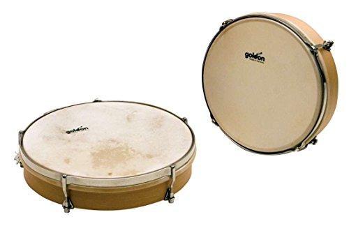 Goldon 35340 Tunable Tambourine Drum
