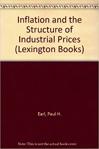 Inflation and the Structure of Industrial Prices (Lexington