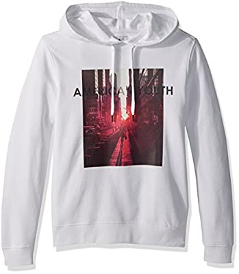 Calvin Klein Men's American Youth Graphic Hoodie