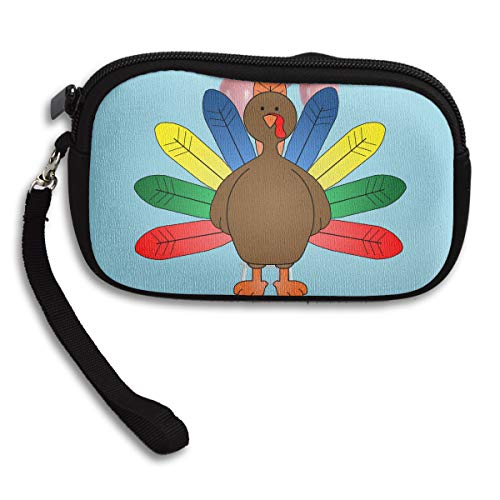 Painting The Small Receiving Is Printing Portable Day Purse Thanksgiving Deluxe Colorful Bag BqTqxE6wH