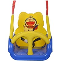 Panda Baby Swing With Multiple Age Settings 4 Stages -Blue
